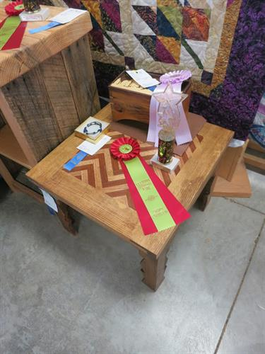 Wood Arts at the Fair