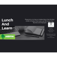 Lunch & Learn with Justin Terch