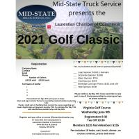 Mid-State Truck Service Presents the 2021 Laurentian Chamber Golf Classic