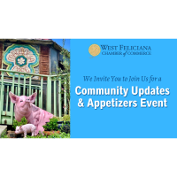 Updates & Appetizers Event