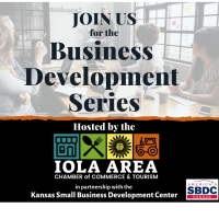 12pm - Business Development Series Workshop
