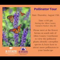 Pollinator Tour