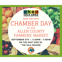 Chamber Day at the Allen County Farmers' Market