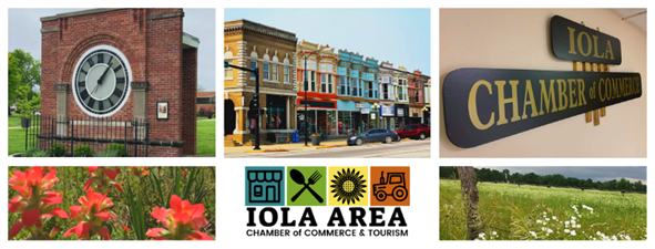 Iola Area Chamber of Commerce & Tourism