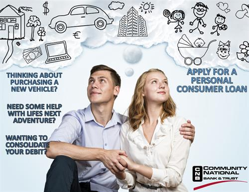 PERSONAL CONSUMER LOANS
