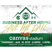 Regional Business After Hours  at CSU Canvas Stadium