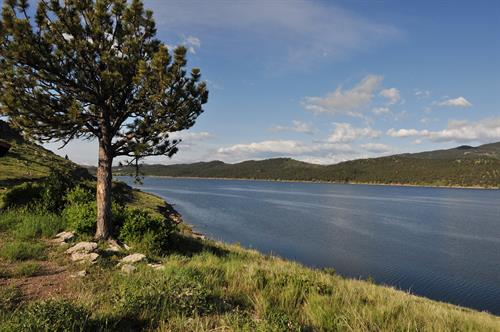 Carter Lake is part of the Colorado-Big Thompson project that Northern Water manages.