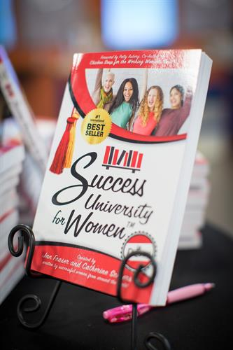 #1 International Best-selling book Success University for Women in Business