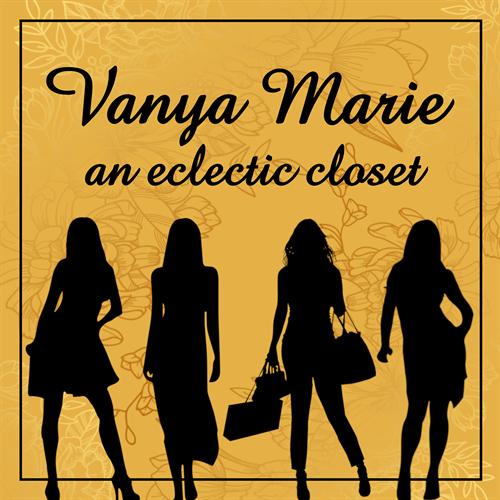 Vanya Marie - an eclectic closet logo