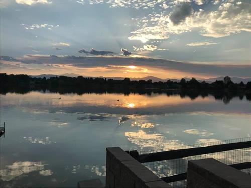 Loveland Sunset