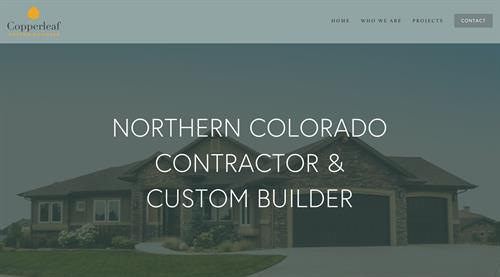 Website designed by Taproot