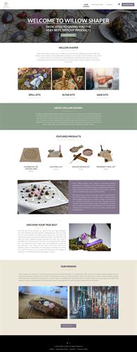 Willow Shaper Design & Web Hosting