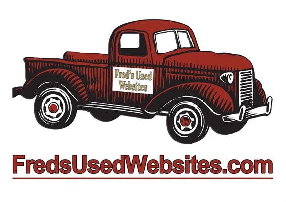 Fred's Used Websites
