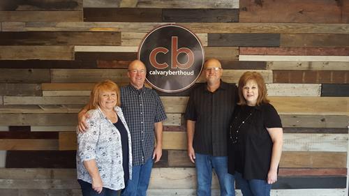 Pastor Glenn and Karen Meyers & Pastor Jim and Kris Carlton