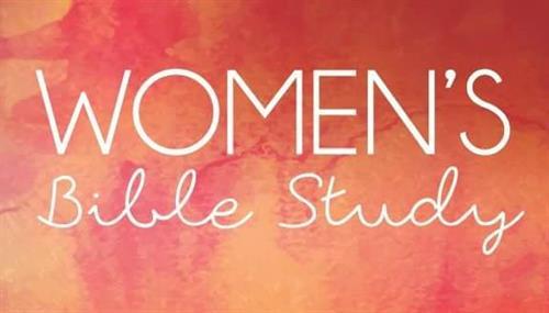 Women's Bible Study Tuesdays @ 6:30pm & Fridays @ 9:30am.