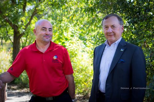 Ed Kerr & Don Overcash Senior Trainers