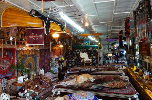 genuine hand-tied oriental rugs for sale...