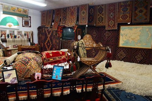 Please allow us to teach you the culture about Oriental rugs...