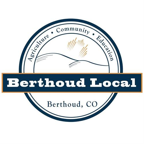 Berthoud Local Logo
