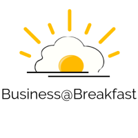 April -  Business at Breakfast