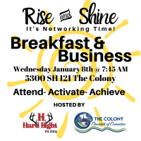 Business & Breakfast for January