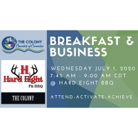 Business & Breakfast for July
