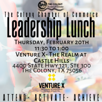 Leadership Lunch- February