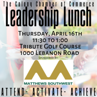 April VIRTUAL Leadership Lunch