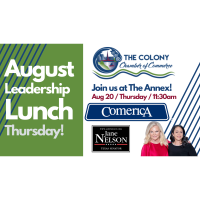 August Leadership Lunch