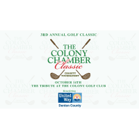 The  3rd Annual Chamber Golf Classic benefiting United Way of Denton County