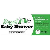 COMMUNITY EVENT HOSTED BY NFM- The Biggest Baby Shower