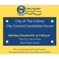 City Council Candidate Forum
