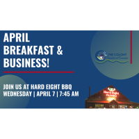 Business Breakfast April hosted by Hard Eight BBQ
