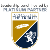 Leadership Lunch May sponsored and hosted by Golf Clubs at The Tribute