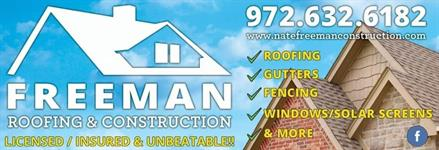 Freeman Roofing and Construction