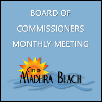 Madeira Beach Commission Meeting