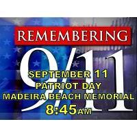 9/11 Patriot Day of Remembrance Ceremony