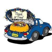 Trunk or Treat at Paradise Lutheran
