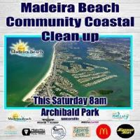 Madeira Beach Community Coastal Clean Up