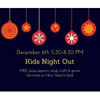 Church by the Sea | Kids Night Out