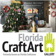 Florida Craft Art Holiday Boutique