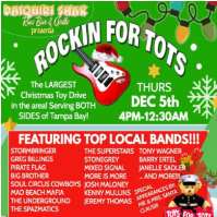 Rockin for Tots | Daiquiri Shak Raw Bar & Grill