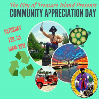 City of Treasure Island Community Appreciation Day