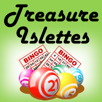 Bingo with the Treasure Islettes