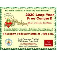 South Pasadena Community Band