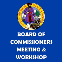 Treasure Island Board of Commissioners Meeting & Workshop