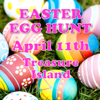 Treasure Island Easter Egg Hunt