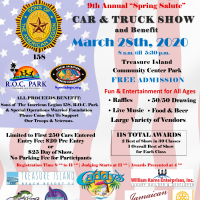 9th Annual Spring Salute Car & Truck Show