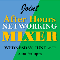 June Virtual Joint After Hours Networking Mixer