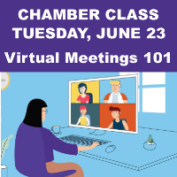 Chamber Class Working Virtually 101 June 23rd